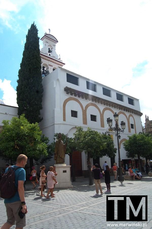 Kaplica Nuestra Señora de la Encarnación y Santa María w Sewilli