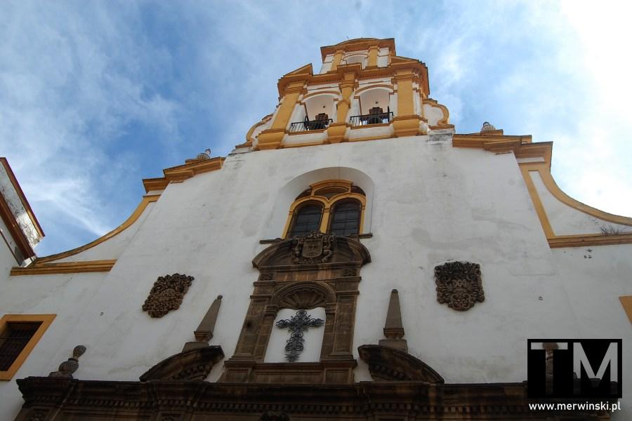 Iglesia de Santa Cruz, Sewilla, Andaluzja