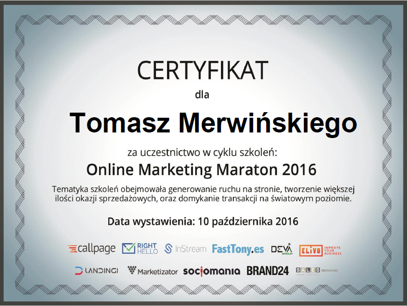 certyfikat-online-marketing-maraton-2016