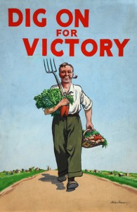 plakat-wojenny-dig-on-for-the-victory