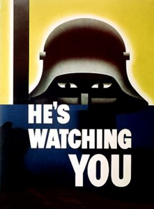 plakat-wojenny-hes-watching-you