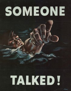 plakat-wojenny-someone-talked
