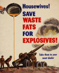 plakat-wojenny-waste-fats-for-explosives