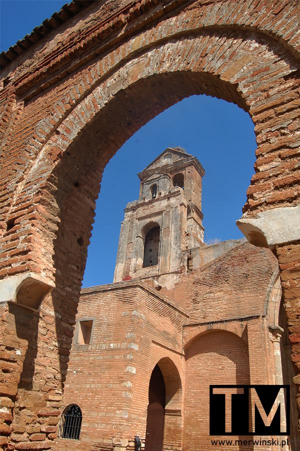 Kościół Świętego Marcina w andaluzyjskiej Niebli