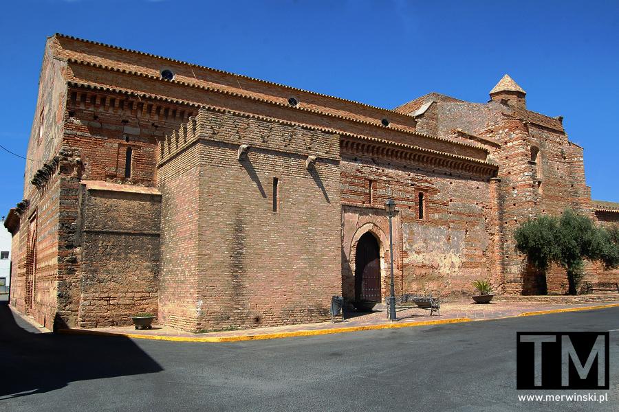 Kościół Santa Maria de la Granada w Niebli