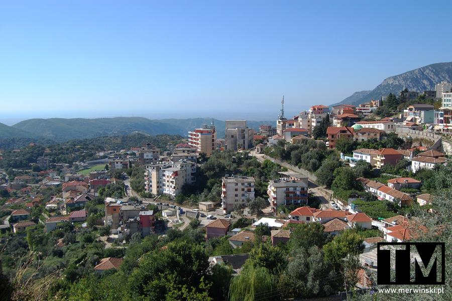 Kruja w Albanii