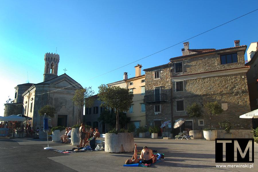 Kościół Matki Boskiej Zdrowia w Piranie