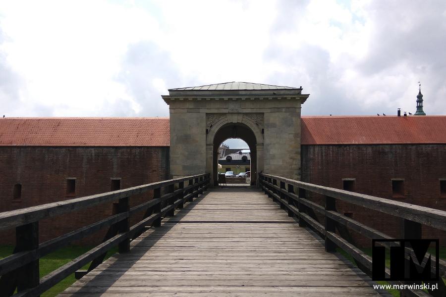 Nowa Brama Lubelska w Zamościu