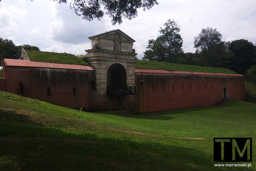 Stara Brama Lubelska w Zamościu