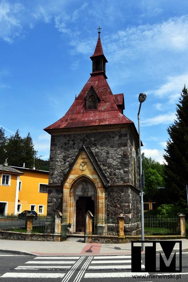 Kaplica św. Elżbiety w Harrachovie