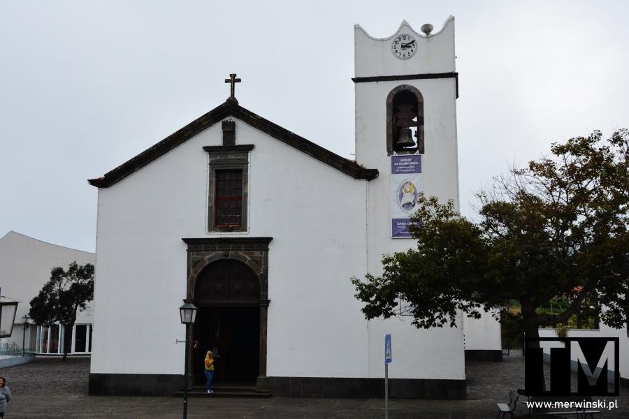 Kościół w Santanie na Maderze