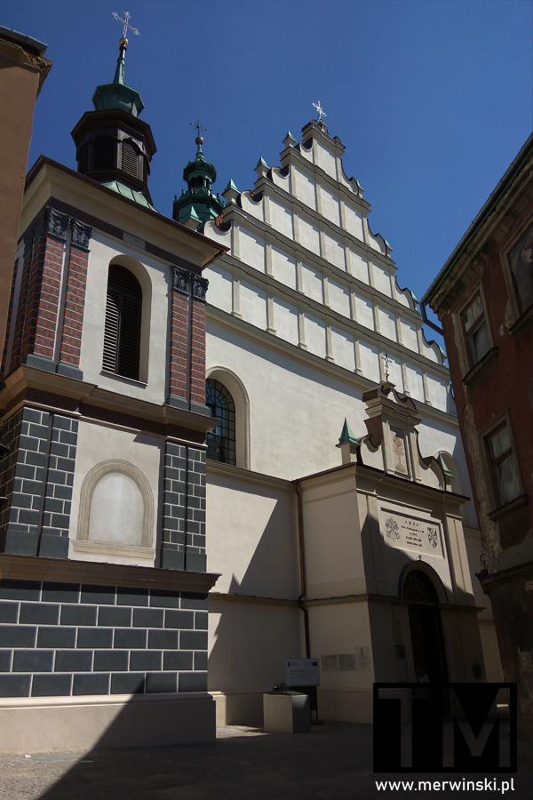 Klasztor Ojców Dominikanów na Starym Mieście w Lublinie