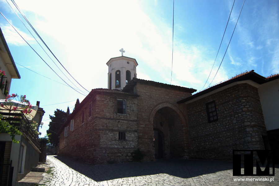 Cerkiew św. Dymitra w Ochrydzie