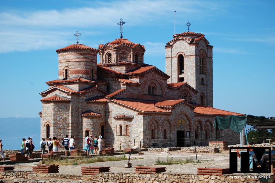 Cerkiew św. Pantelejmona w Ochrydzie
