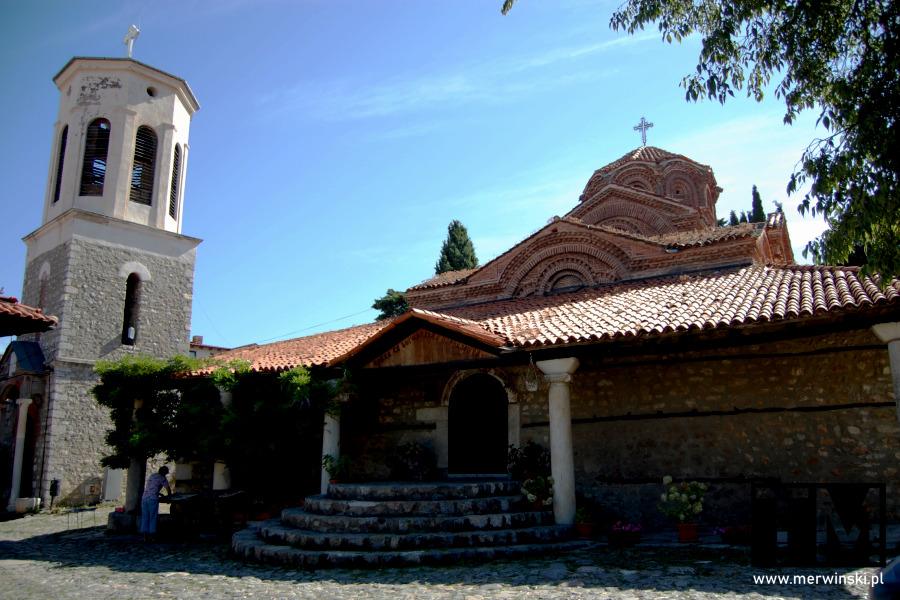 Kościół Najświętszej Bogurodzicy w Ochrydzie