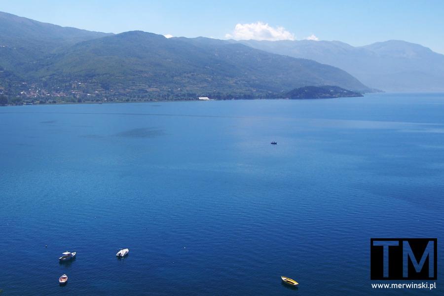 Góry Galiczica i Jezioro Ochrydzkie