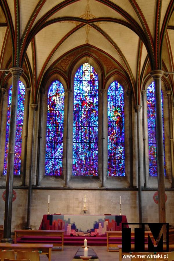 Kaplica Świętej Trójcy w katedrze Salisbury