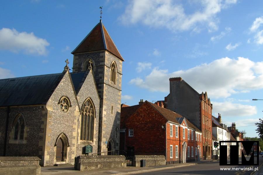 Kościół świętego Osmunda w Salisbury