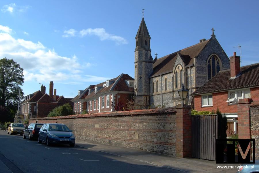 Sarum College w miasteczku Salisbury