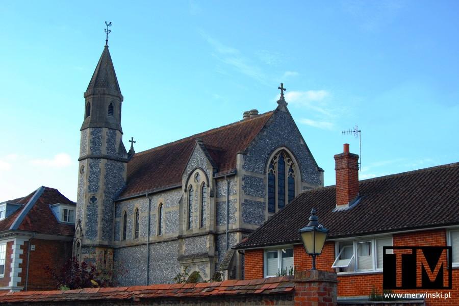 Sarum College w angielskim Salisbury