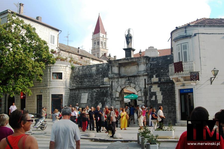 Brama Lądowa w Trogirze