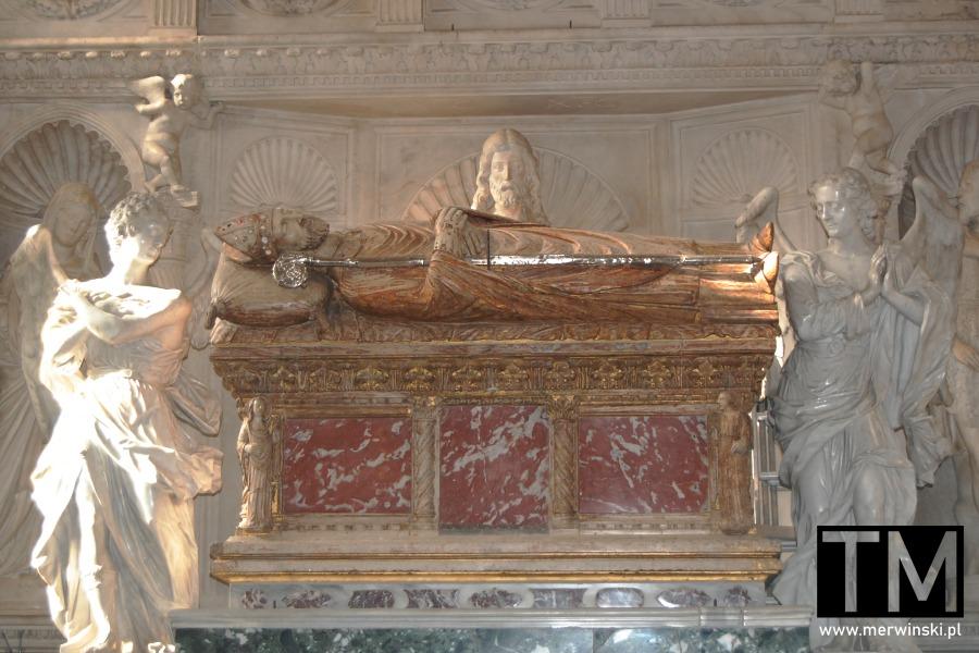 Ołtarz w Katedrze św. Wawrzyńca w Trogirze
