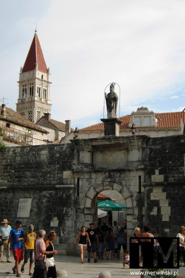 Kopnena Vrata w Trogirze