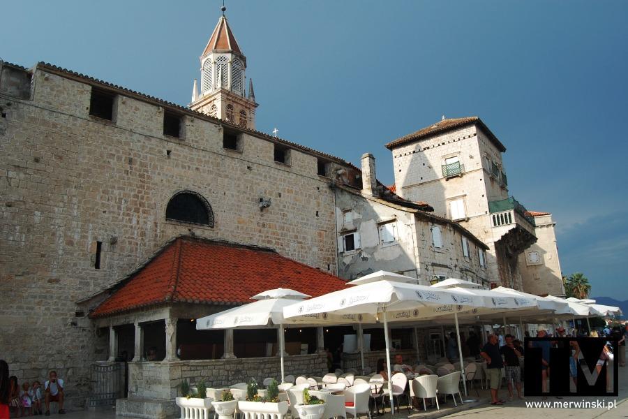 Mala Loža w Trogirze, Chorwacja
