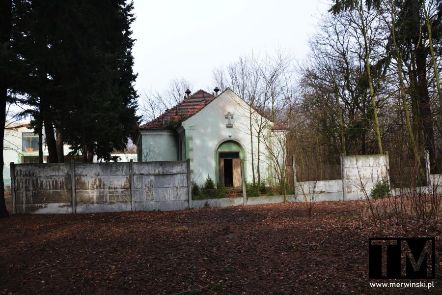 Opuszczona kaplica przyszpitalna w Legnicy