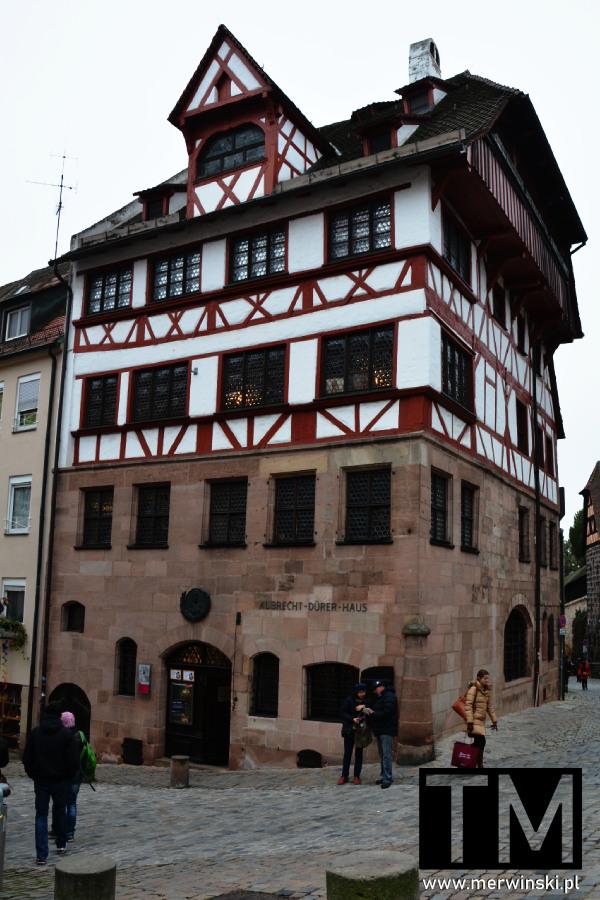 Dom, w którym mieszkał Albrecht Dürer w Norymberdze