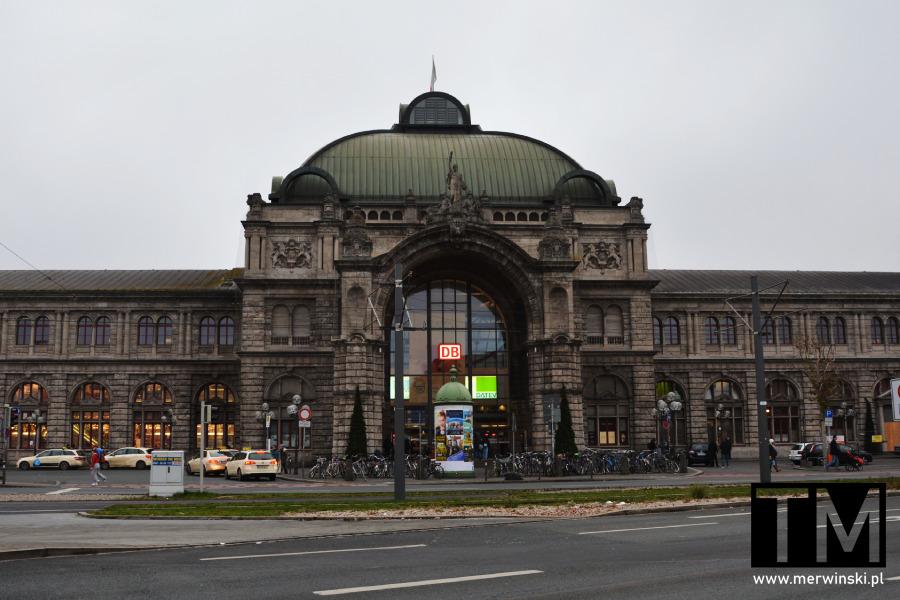 Norymberski dworzec kolejowy