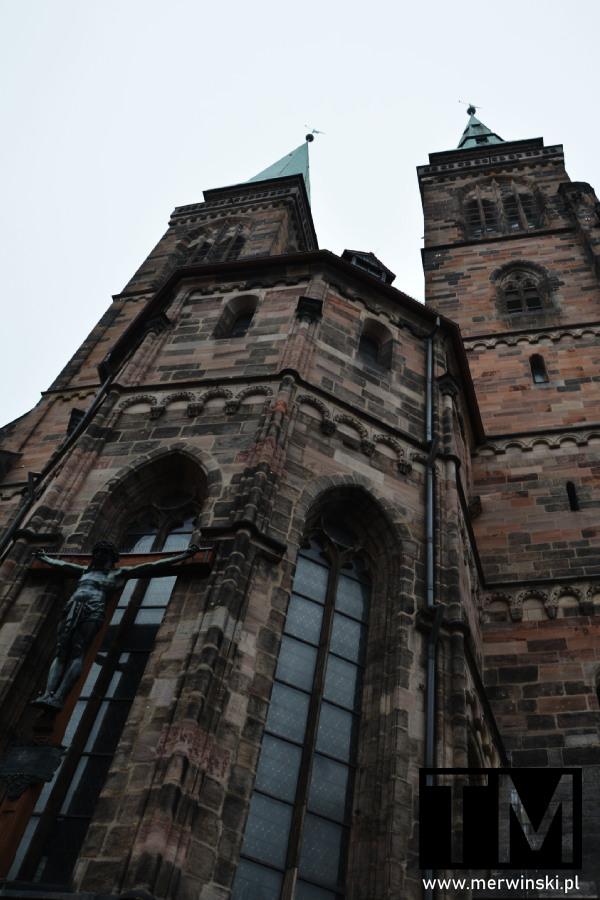 Kościół św. Sebalda, Norymberga, Niemcy