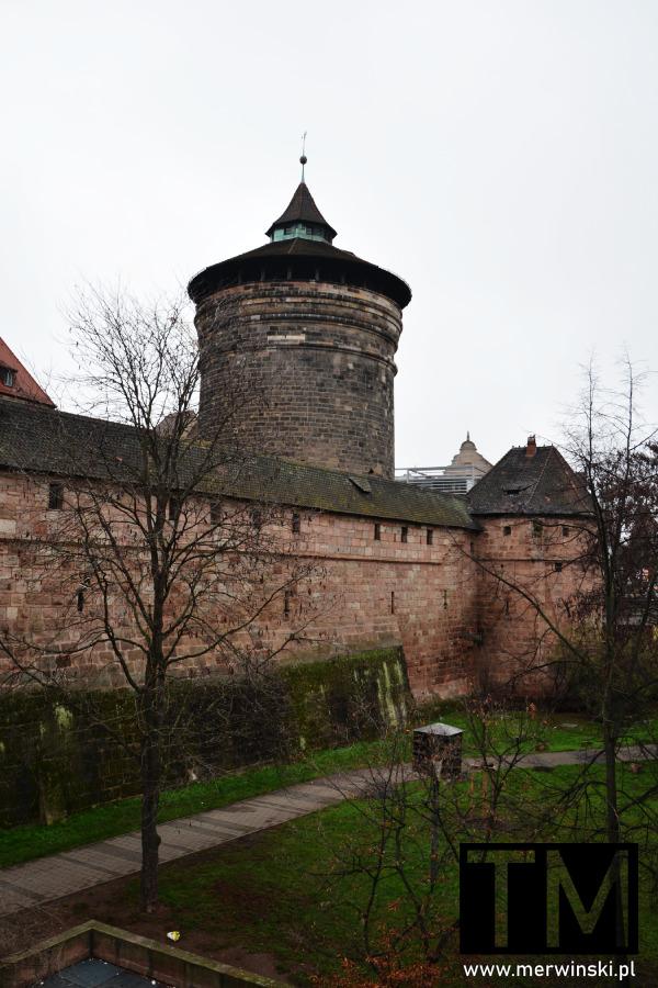 Mury miejskie w Norymberdze