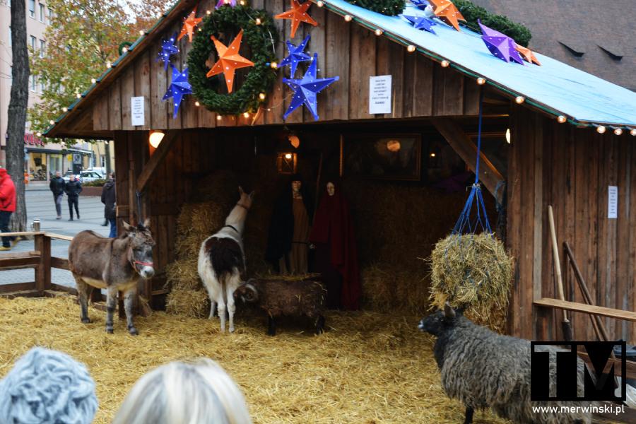 Szopka bożonarodzeniowa w Norymberdze