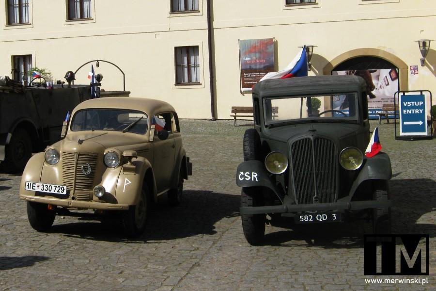 Zabytkowe pojazdy w Czechach