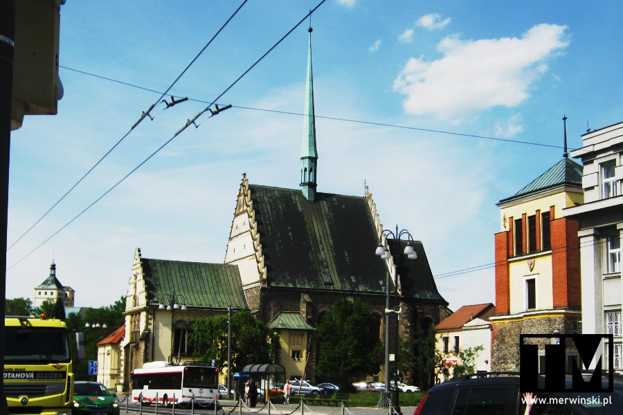 Kościół świętego Bartłomieja w Pardubicach