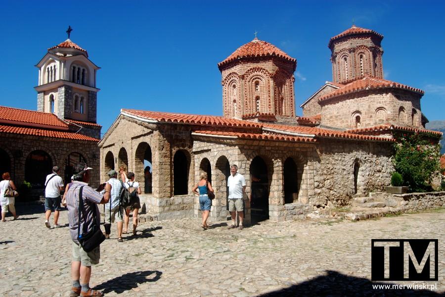 Monastyr świętego Nauma w Macedonii Północnej
