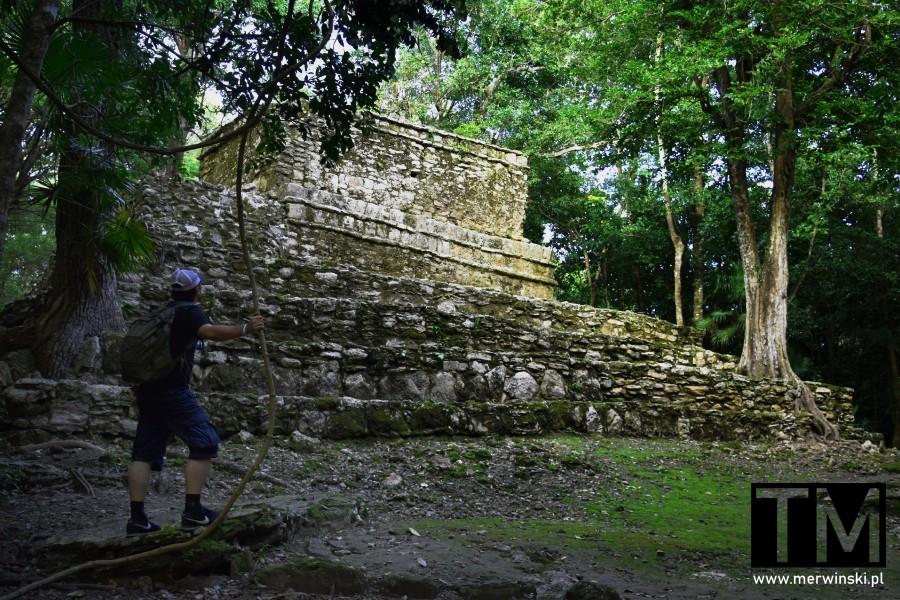 Ruiny Muyil, Jukatan, Meksyk