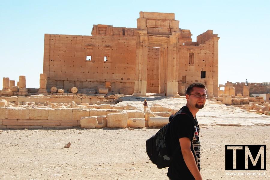 Świątynia Baala w Palmyrze, Syria