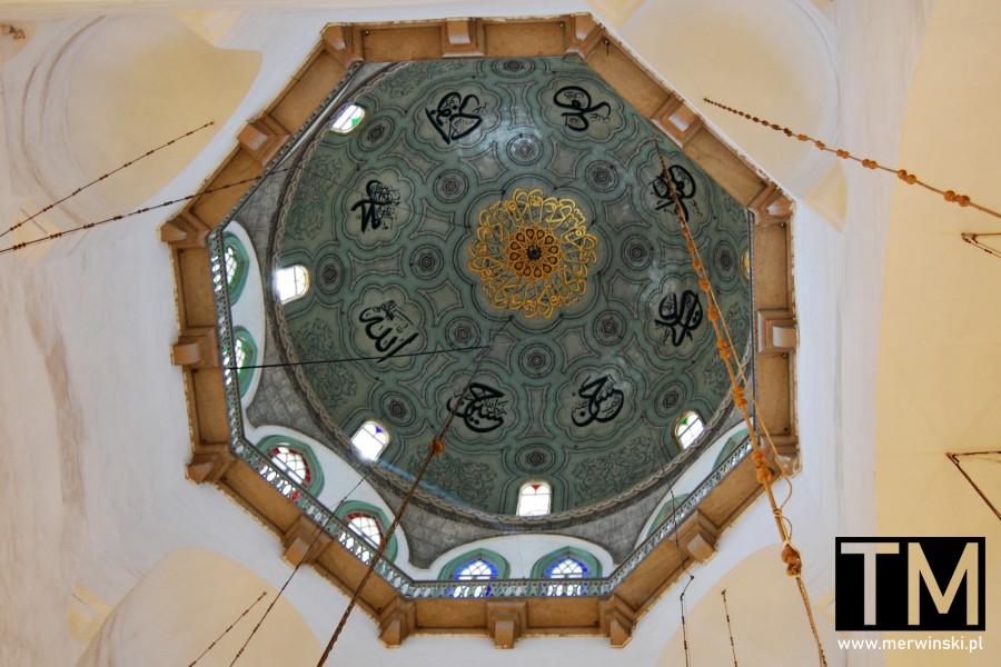 Kopuła Orła Meczetu Umajjadów w Damaszku