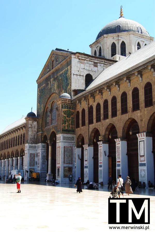 Wielki Meczet Umajjadów w Damaszku
