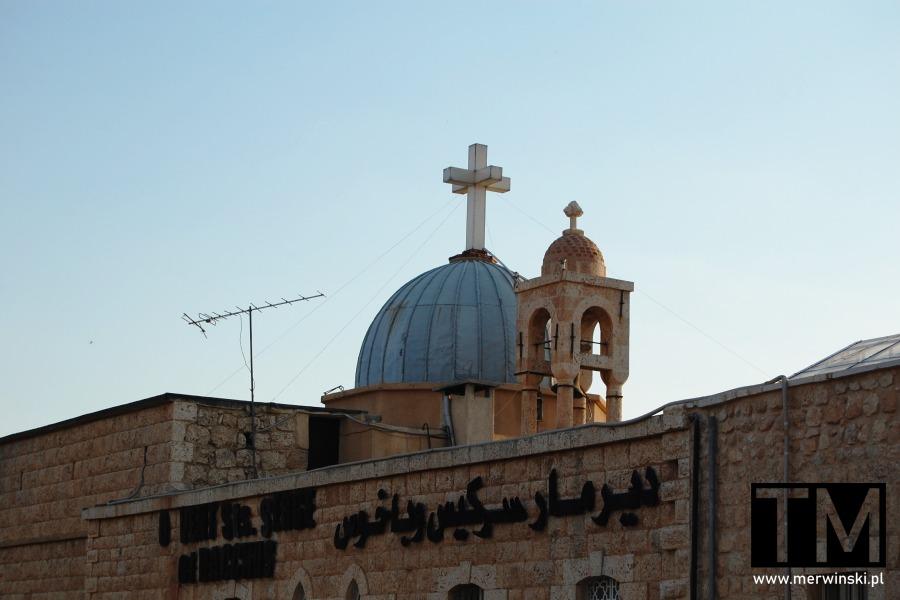 Kościół św. Sergiusza i św. Bachusa w Maalouli