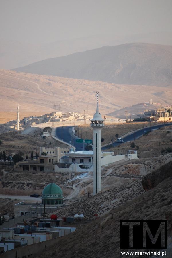 Minarety w Maalouli