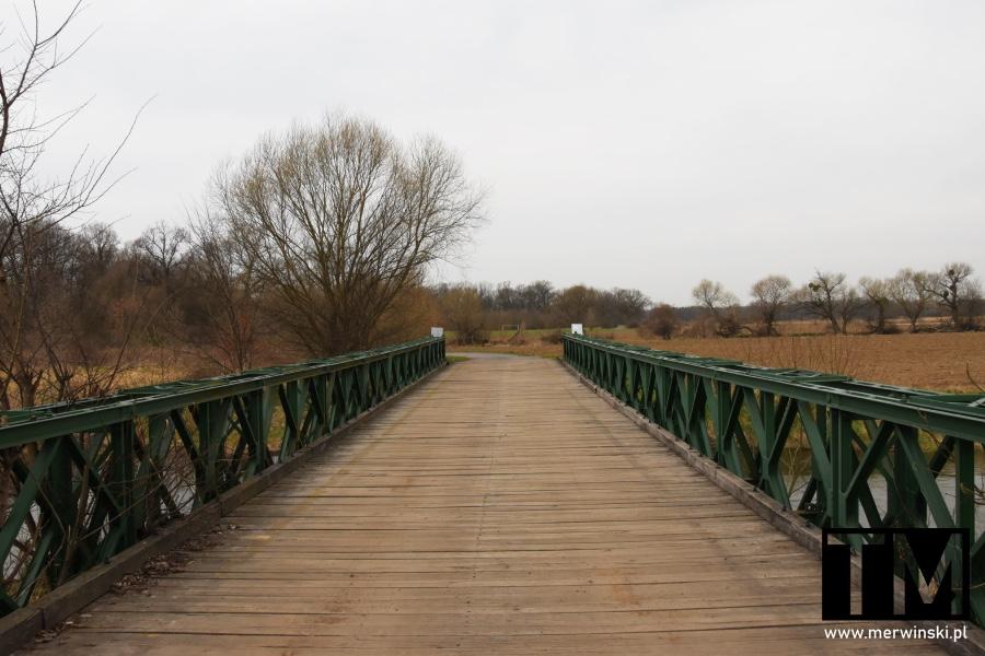Most saperski Baileya w Małkowicach