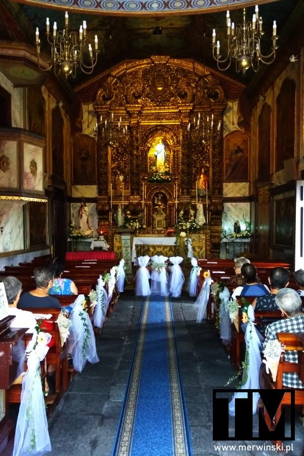 Capela de Nossa Senhora da Conceiçao w Câmara de Lobos