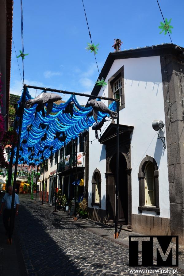 Kaplica pod wezwaniem św. Ducha na Maderze