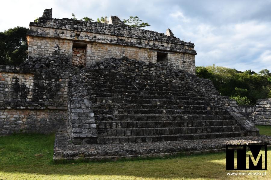 Majańskie ruiny na Jukatanie, Ek Balam