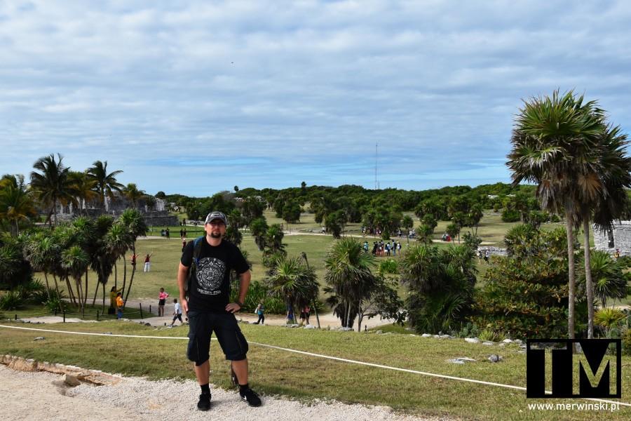 Tomasz Merwiński w Meksyku