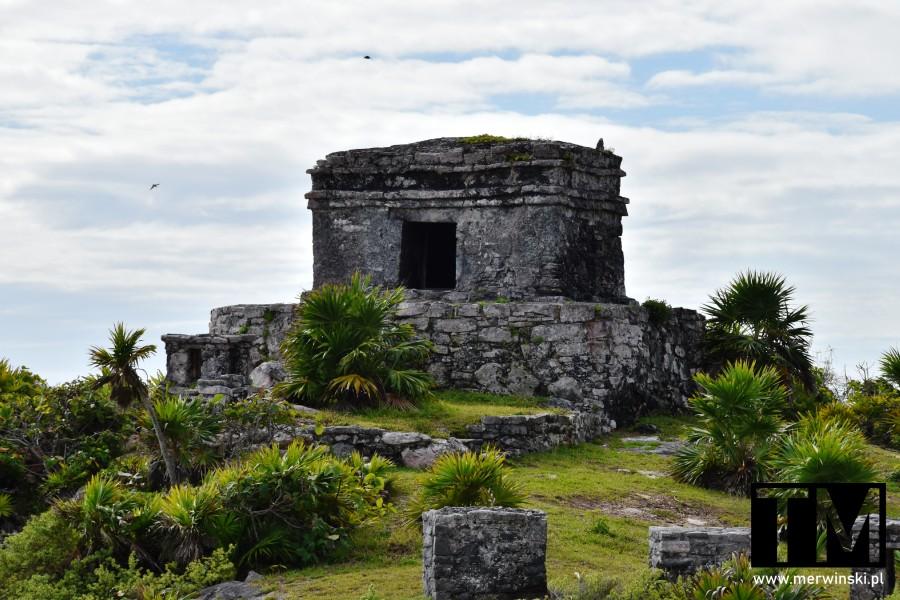 Świątynia Boga Wiatru w Tulum