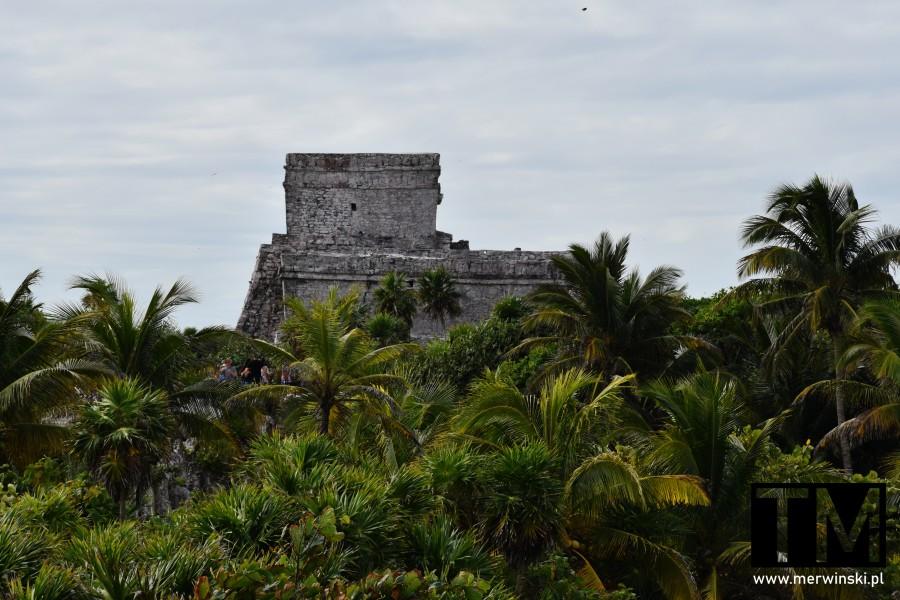 El Castillo w Tulum